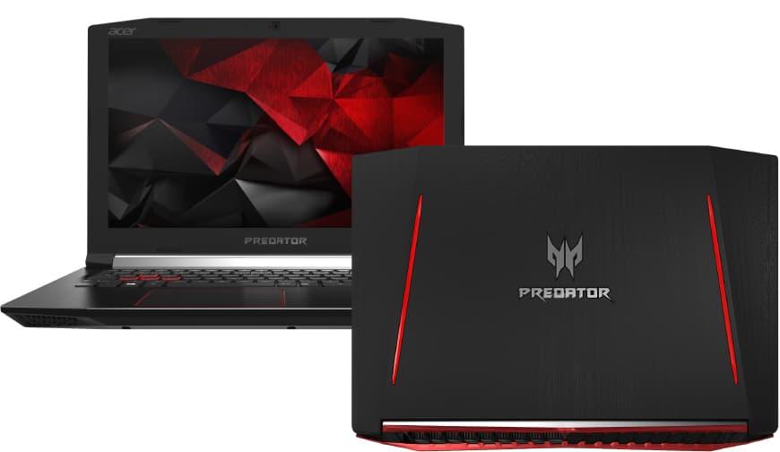 Acer Predator Helios 300 teszt